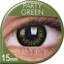 BigEyes Party Green 15mm