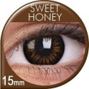 BigEyes Sweet Honey 15mm