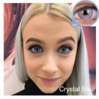 Cheerful Crystal Blue