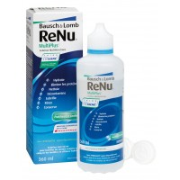 ReNu MultiPlus 360ml piilolinssineste + linssikotelo
